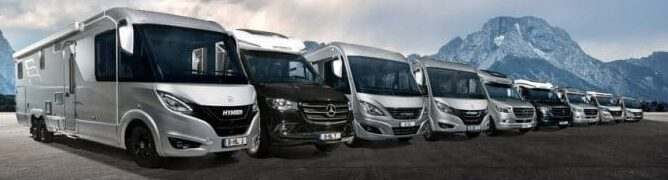 Hymer : une collection six étoiles